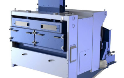 SNST 1150 Separator-Cleaner